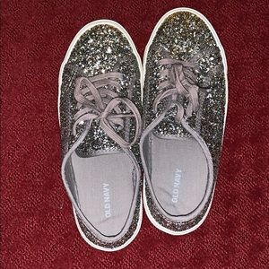 Old Navy Sparkle Shoes
